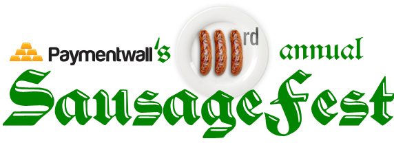Paymentwall's 3rd Annual SausageFest at GDC, San Francisco