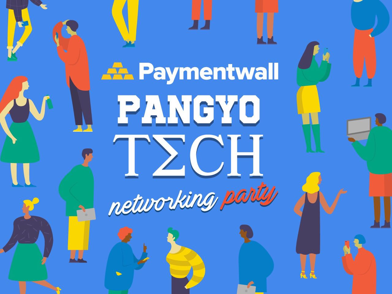 You are invited to the most anticipated tech gathering of the year!